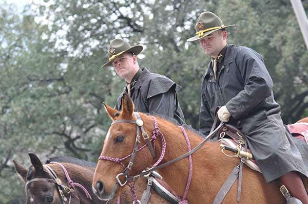 Downtown Houston Rodeo Parade Kicks Off Rodeo Season