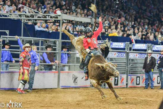 houston livestock show and rodeo seats photos houston rodeo bull riding competition abc13com