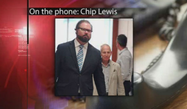 <div class='meta'><div class='origin-logo' data-origin='none'></div><span class='caption-text' data-credit=''>Attorney Chip Lewis said his client will waive extradition and be transported to Los Angeles to face the charges.</span></div>