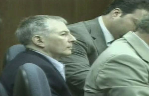 <div class='meta'><div class='origin-logo' data-origin='none'></div><span class='caption-text' data-credit=''>Robert Durst in the courtroom during the 2003 trial.</span></div>