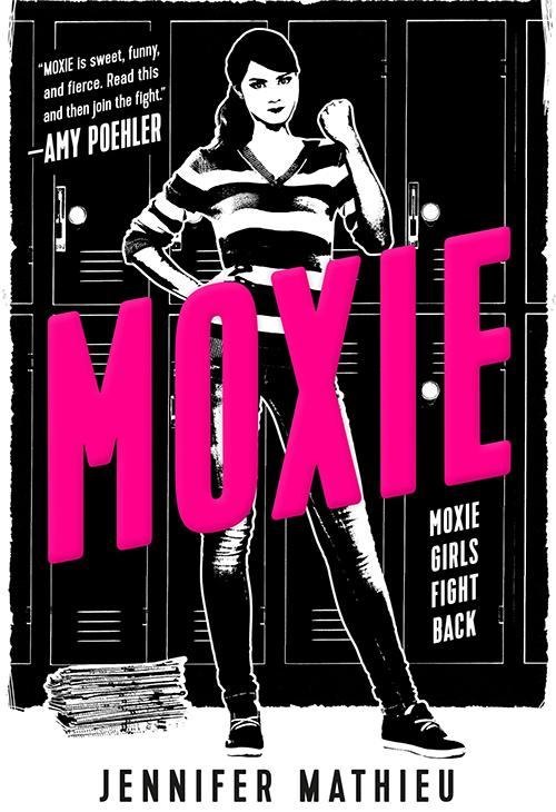 <div class='meta'><div class='origin-logo' data-origin='KTRK'></div><span class='caption-text' data-credit='Photo: Roaring Brook Press'>'Moxie,' 2017 (upcoming), Roaring Brook Press</span></div>