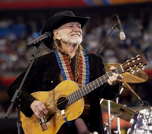 "<div class=""meta image-caption""><div class=""origin-logo origin-image ap""><span>AP</span></div><span class=""caption-text"">Country singer Willie Nelson performs during the pregame show before Super Bowl XXXVIII on Sunday, Feb. 1, 2004, at Reliant Stadium in Houston. (AP Photo/Dave Martin)</span></div>"