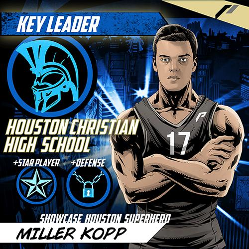 <div class='meta'><div class='origin-logo' data-origin='none'></div><span class='caption-text' data-credit='Showcase Houston'>Meet Miller Kopp of Houston Christian High School.</span></div>