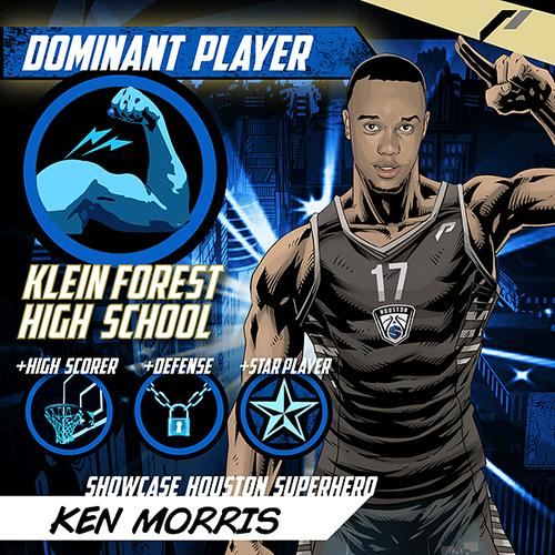 <div class='meta'><div class='origin-logo' data-origin='none'></div><span class='caption-text' data-credit='Showcase Houston'>Meet Ken Morris of Klein Forest High School.</span></div>