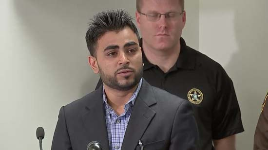 <div class='meta'><div class='origin-logo' data-origin='KTRK'></div><span class='caption-text' data-credit='KTRK'>Images from a press conference with the Fort Bend County Sheriff's Office about the death of a 17-year-old who died as a result of an exploding airbag.</span></div>