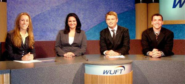 "<div class=""meta image-caption""><div class=""origin-logo origin-image none""><span>none</span></div><span class=""caption-text"">Steve Campion reporting for his college's TV station at the University of Florida (KTRK Photo)</span></div>"
