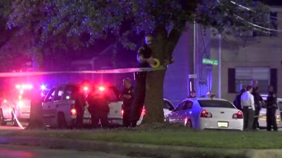 <div class='meta'><div class='origin-logo' data-origin='KTRK'></div><span class='caption-text' data-credit='KTRK'>Harris County Precinct 7 Deputy Constable Alden Clopton was shot four times this morning in an ambush-style shooting, authorities say.</span></div>