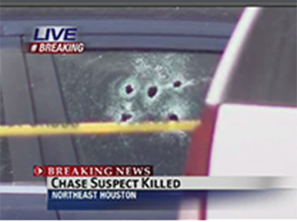 <div class='meta'><div class='origin-logo' data-origin='none'></div><span class='caption-text' data-credit=''>A police chase ends in a crash and an apparent shootout in Houston's east side.</span></div>