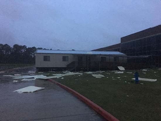 <div class='meta'><div class='origin-logo' data-origin='KTRK'></div><span class='caption-text' data-credit='Spring Happenings'>Photos of storm damage across southeast Texas</span></div>