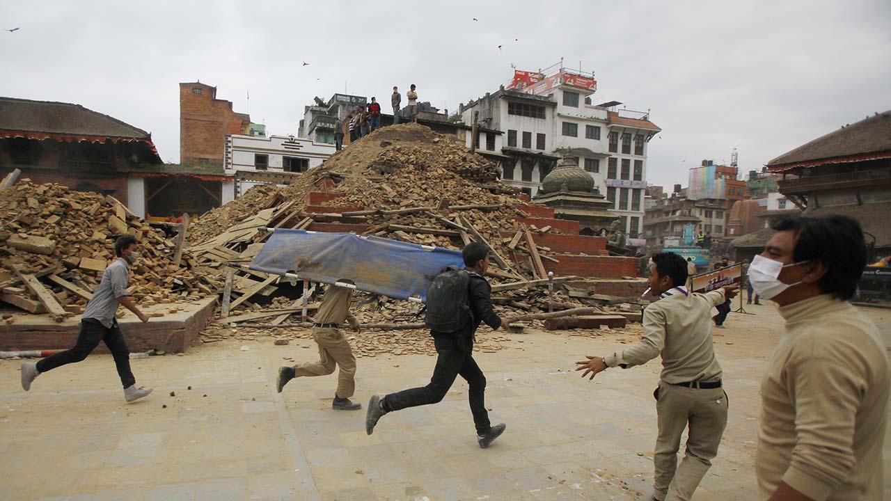 nepal earthquake inside the aftermath