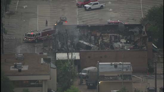<div class='meta'><div class='origin-logo' data-origin='KTRK'></div><span class='caption-text' data-credit='KTRK'>Aerial images of a devastated Cleburne Cafeteria</span></div>