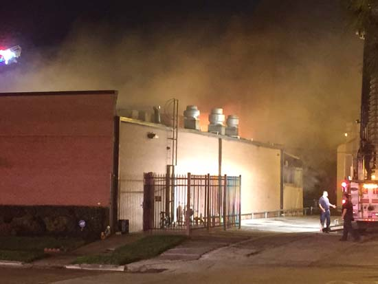 <div class='meta'><div class='origin-logo' data-origin='KTRK'></div><span class='caption-text' data-credit='KTRK'>The historic restaurant went up in an overnight fire, which started in the back of the restaurant and moved to the front before Houston firefighters could get it under control.</span></div>