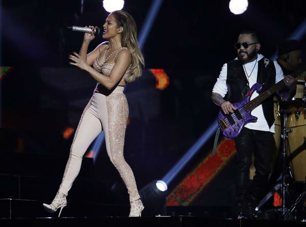 "<div class=""meta image-caption""><div class=""origin-logo origin-image none""><span>none</span></div><span class=""caption-text"">Jennifer Lopez performs during the Latin Billboard Awards Thursday, April 30, 2015, in Coral Gables, Fla.  (AP Photo/ Lynne Sladky)</span></div>"