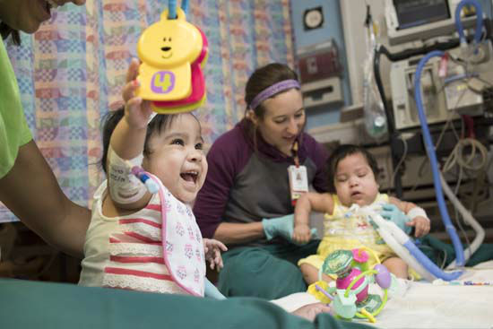 2nd formerly conjoined twin released from Texas Children's ...