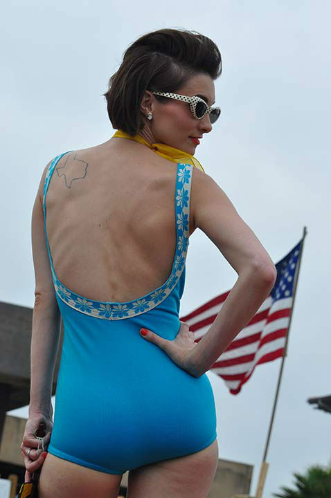 <div class='meta'><div class='origin-logo' data-origin='none'></div><span class='caption-text' data-credit='ABC13/Gina Larson'>Contestants model vintage and retro-inspired swim wear, featuring classic pinup styles at the Bathing Beauties Contest that highlights Galveston Island Beach Revue 2015.</span></div>