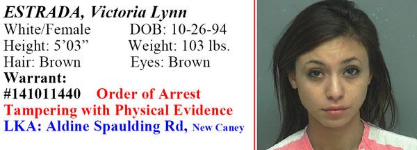 <div class='meta'><div class='origin-logo' data-origin='none'></div><span class='caption-text' data-credit='Multi-County Crime Stoppers'>Victoria Lynn Estrada</span></div>