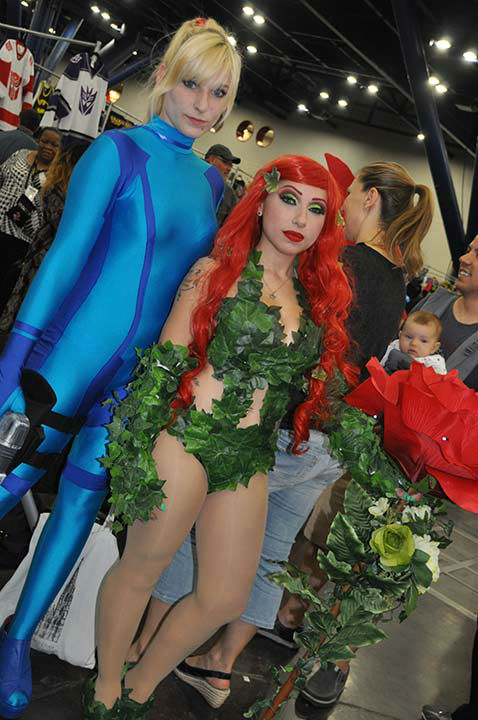 <div class='meta'><div class='origin-logo' data-origin='none'></div><span class='caption-text' data-credit='KTRK Photo'>Comicpalooza bills itself as the largest four pop-culture event in Texas, bringing out fans of movies, TV, music and much more.</span></div>