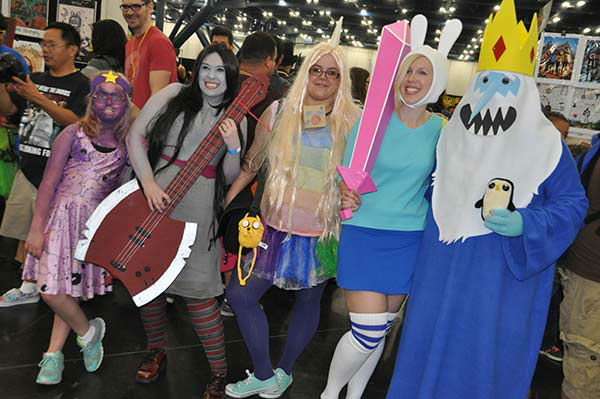 """<div class=""""meta image-caption""""><div class=""""origin-logo origin-image none""""><span>none</span></div><span class=""""caption-text"""">Comicpalooza bills itself as the largest four pop-culture event in Texas, bringing out fans of movies, TV, music and much more. (KTRK Photo)</span></div>"""