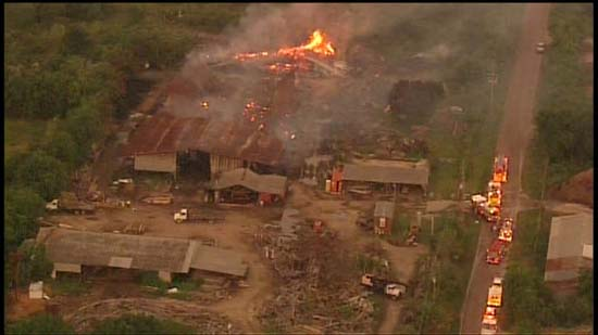 "<div class=""meta image-caption""><div class=""origin-logo origin-image ktrk""><span>KTRK</span></div><span class=""caption-text"">Aerial images of a lumber yard fire near Pearland (KTRK)</span></div>"