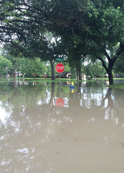 <div class='meta'><div class='origin-logo' data-origin='none'></div><span class='caption-text' data-credit=''>Eyewitness News viewers sent these photos of flooding across the city of Houston</span></div>
