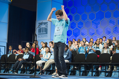 Kids from 6 to 15 savor moments at National Spelling Bee ...