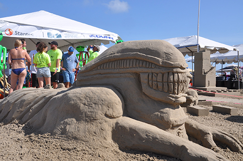 <div class='meta'><div class='origin-logo' data-origin='KTRK'></div><span class='caption-text' data-credit=''>Check out entries from the 31st annual AIA 2017 Sandcastle Competition in Galveston.</span></div>