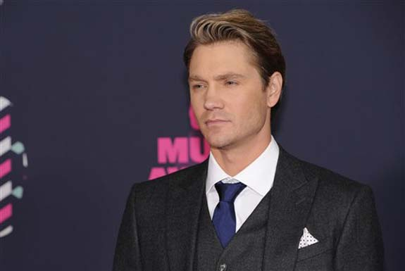 """<div class=""""meta image-caption""""><div class=""""origin-logo origin-image none""""><span>none</span></div><span class=""""caption-text"""">Chad Michael Murray arrives at the CMT Music Awards at the Bridgestone Arena on Wednesday, June 8, 2016, in Nashville, Tenn. (Sanford Myers/Invision/AP)</span></div>"""