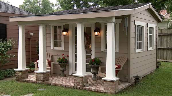 Introducing She Sheds Women S Answer To The Man Cave