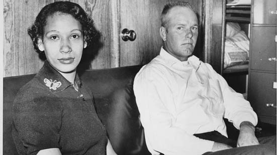<div class='meta'><div class='origin-logo' data-origin='AP'></div><span class='caption-text' data-credit='AP'>This Jan. 26, 1965 file photo shows Mildred Loving and her husband Richard P Loving.</span></div>