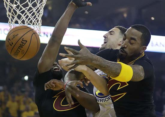 Golden State Are 2017 NBA Champs, Rout Cavaliers 4-1