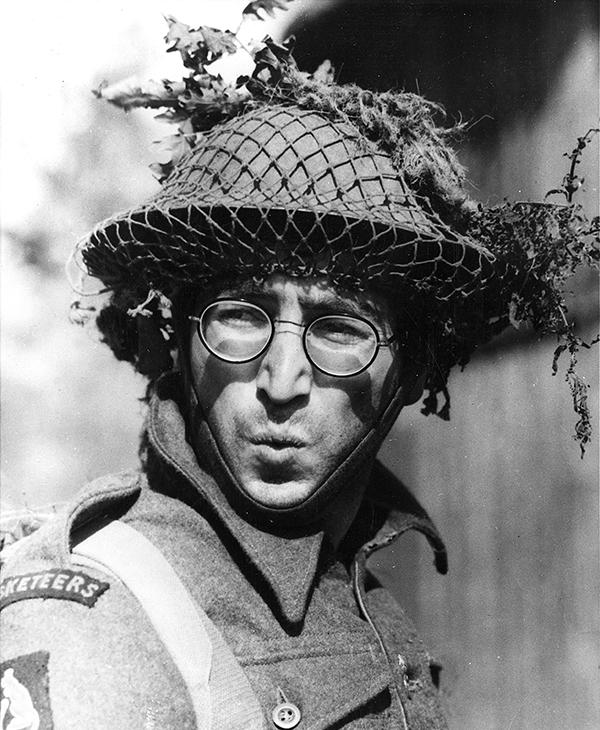 <div class='meta'><div class='origin-logo' data-origin='AP'></div><span class='caption-text' data-credit=''>Beatle John Lennon appears as Private Gripweed in his first dramatic role in the 1967 movie &#34;How I Won the War,&#34; filmed on location in Spain.</span></div>