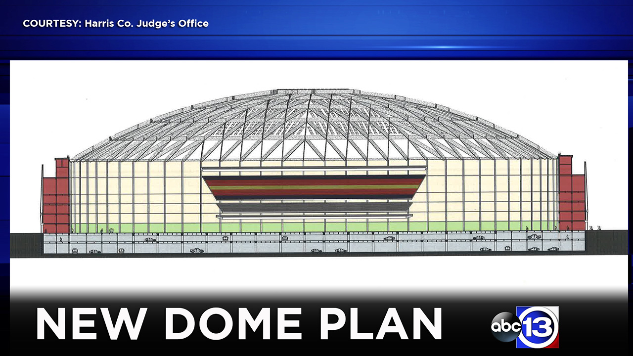 astrodome project moves forward after bill requiring voter