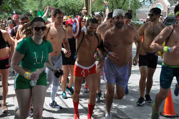 <div class='meta'><div class='origin-logo' data-origin='none'></div><span class='caption-text' data-credit='ABC Photo/ Amanda Cochran'>The 5th Hot Undies Run was held in Rice Village Saturday to benefit The Muscular Dystrophy Association (MDA) and Undies for Everyone.</span></div>