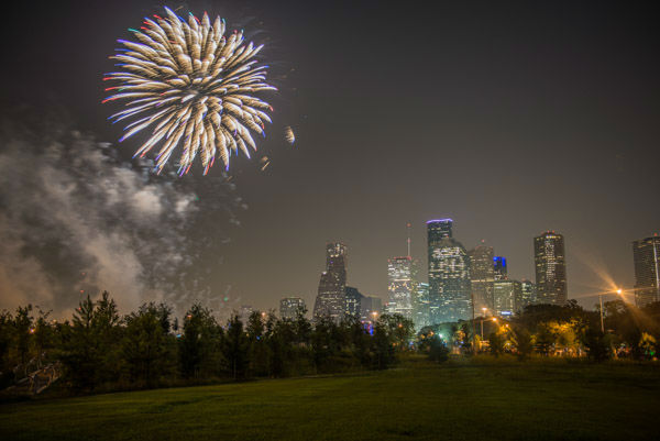 <div class='meta'><div class='origin-logo' data-origin='none'></div><span class='caption-text' data-credit='Photo/David Mackey'>Photos of fireworks from Southwest Airlines Freedom over Texas, Saturday, July 4, at Eleanor Tinsley Park</span></div>