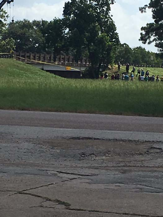 <div class='meta'><div class='origin-logo' data-origin='KTRK'></div><span class='caption-text' data-credit='Viewer-submitted photo'>Viewer-submitted photos of the accident scene in Sealy.</span></div>