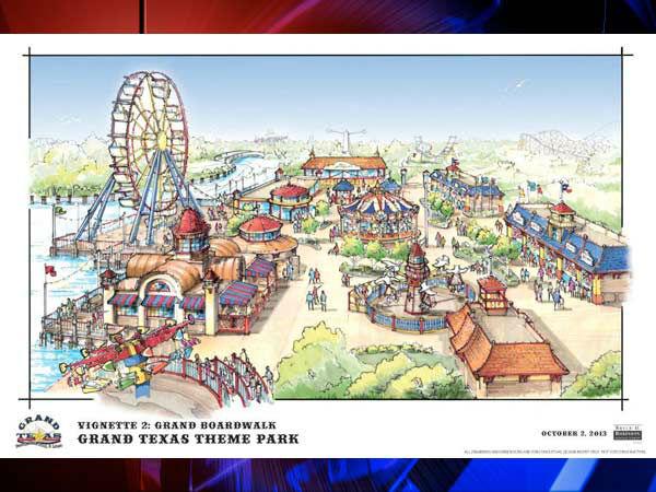 Grand Texas Theme Park Set To Open On Memorial Day 2015