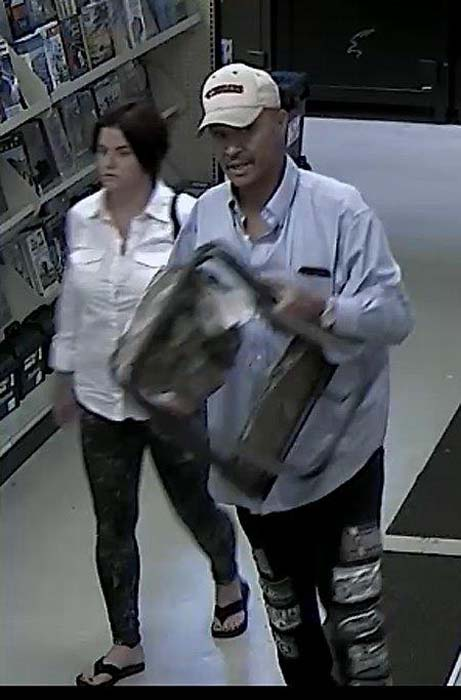 <div class='meta'><div class='origin-logo' data-origin='KTRK'></div><span class='caption-text' data-credit='Crime Stoppers/Hedwig Village Police Department'>Crime Stoppers and Hedwig Village police are searching for two people, suspected in a handgun theft at a sporting goods store off Katy Freeway</span></div>