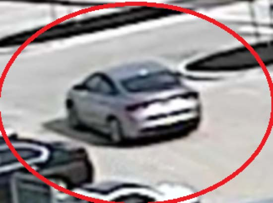 <div class='meta'><div class='origin-logo' data-origin='KTRK'></div><span class='caption-text' data-credit='League City Police Department'>Images of the suspects' vehicle from a number of gun thefts at area stores</span></div>
