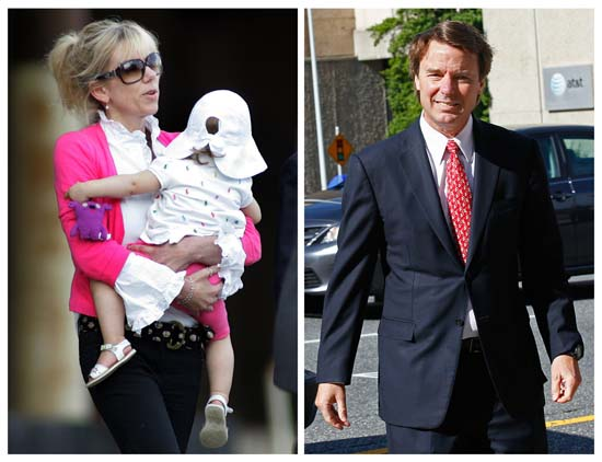 "<div class=""meta image-caption""><div class=""origin-logo origin-image ap""><span>AP</span></div><span class=""caption-text"">John Edwards' affair with Rielle Hunter -- that resulted in a child named Quinn -- ended Edwards' political career (AP Photo/Jim R. Bounds, Gerry Broome)</span></div>"