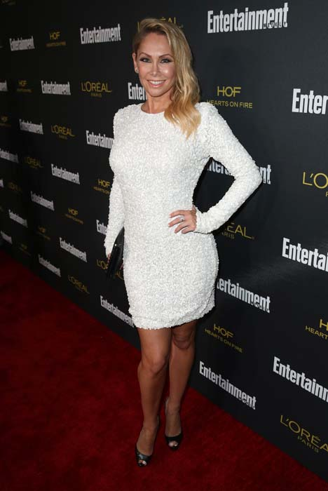<div class='meta'><div class='origin-logo' data-origin='AP'></div><span class='caption-text' data-credit='Matt Sayles/Invision for Entertainment Weekly/AP Images'>Kym Johnson arrives at Entertainment Weekly???s Pre-Emmy Party sponsored by L'Oreal Paris and Hearts On Fire at Fig & Olive in West Hollywood</span></div>