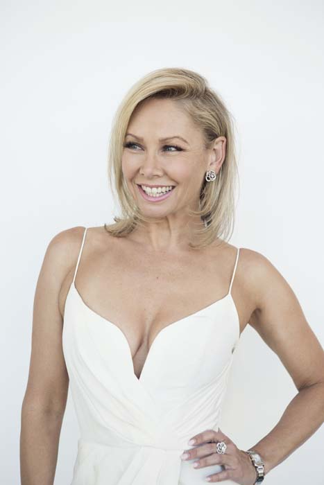 <div class='meta'><div class='origin-logo' data-origin='AP'></div><span class='caption-text' data-credit='Taylor Jewell/Invision/AP'>Kym Johnson poses for a portrait on Tuesday, Jan. 19, 2016, in New York</span></div>