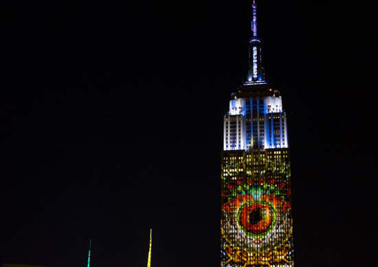 "<div class=""meta image-caption""><div class=""origin-logo origin-image none""><span>none</span></div><span class=""caption-text"">Large images of endangered species are projected on the south facade of The Empire State Building, Saturday, Aug. 1, 2015, in New York. (AP Photo/ Craig Ruttle)</span></div>"