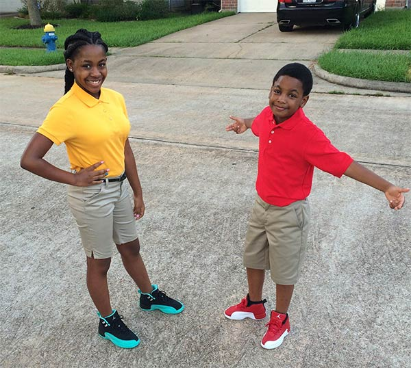 "<div class=""meta image-caption""><div class=""origin-logo origin-image none""><span>none</span></div><span class=""caption-text"">My grandchildren are ready for the 2017-28 school year! Thank you,Wanda Garcia Houston, Fort Bend ISD</span></div>"