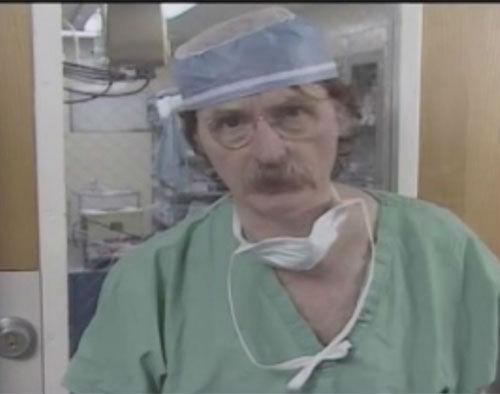 <div class='meta'><div class='origin-logo' data-origin='none'></div><span class='caption-text' data-credit='ABC Photo'>Trauma surgeon Dr. James &#34;Red&#34; Duke has been in the public spotlight for decades. The 86-year-old died Tuesday.</span></div>