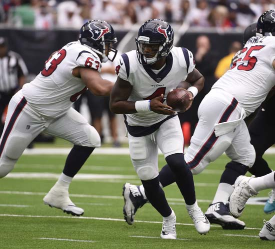 "<div class=""meta image-caption""><div class=""origin-logo origin-image ap""><span>AP</span></div><span class=""caption-text"">Houston Texans quarterback Deshaun Watson (4) is shown during the second half of an NFL football game Sunday, Sept. 10, 2017, in Houston. (AP Photo/Eric Christian Smith) (AP)</span></div>"