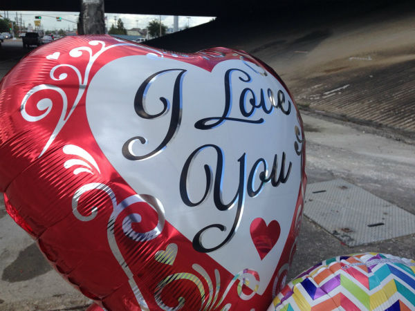 <div class='meta'><div class='origin-logo' data-origin='none'></div><span class='caption-text' data-credit=''>A make-shift memorial is now at the site where two students were killed and two others seriously injured when a school bus careened off freeway.</span></div>