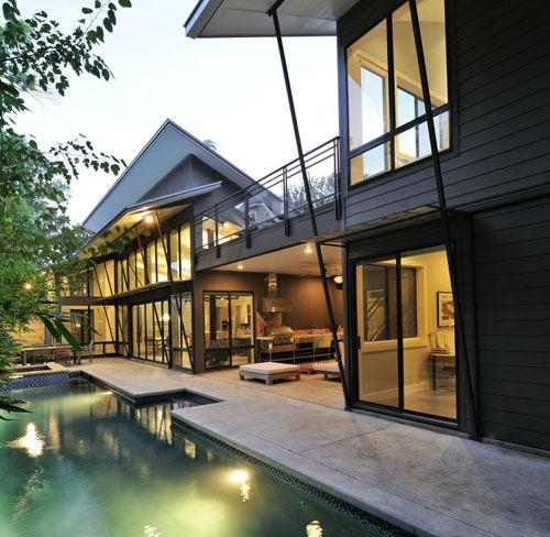 Cool Spaces 2015 Houston Modern Home Tour
