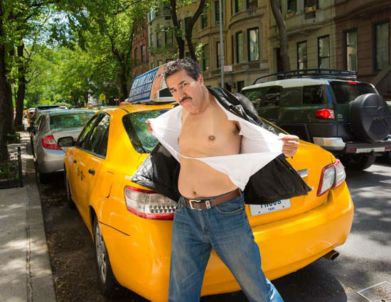 "<div class=""meta image-caption""><div class=""origin-logo origin-image ""><span></span></div><span class=""caption-text"">NYC cab drivers are coming out from behind the wheel and into the spotlight in the NYC Taxi Drivers Calendar. A portion of the calendar proceeds benefit charity. (KTRK Photo/ Shannon McLaughlin, nyctaxicalendar.com)</span></div>"