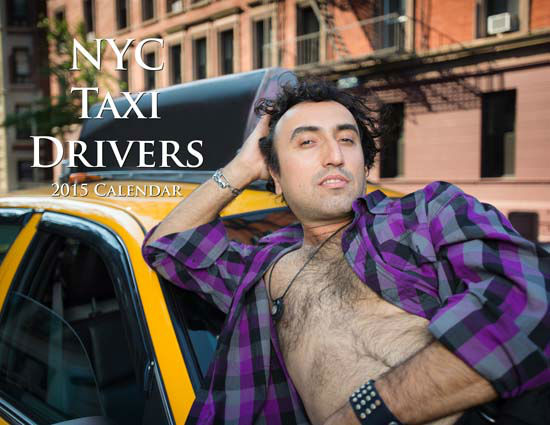 "<div class=""meta image-caption""><div class=""origin-logo origin-image ""><span></span></div><span class=""caption-text"">New York City cab drivers are coming out from behind the wheel and into the spotlight. (KTRK Photo/ Shannon McLaughlin, nyctaxicalendar.com)</span></div>"