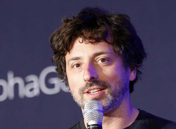 <div class='meta'><div class='origin-logo' data-origin='AP'></div><span class='caption-text' data-credit='AP Photo/Lee Jin-man)'>No. 10: Google co-founder Sergey Brin is worth $37.5B.</span></div>